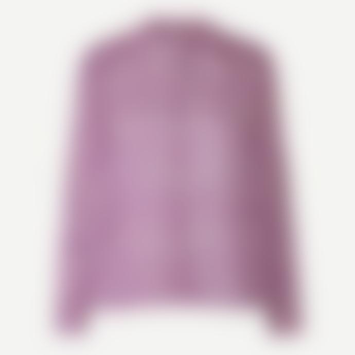 SamsoeSamsoe Purple Wisteria Elmy Blouse Top