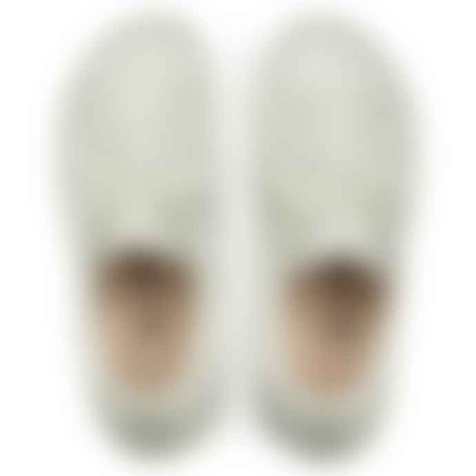 Birkenstock Bend Leather White Shoes