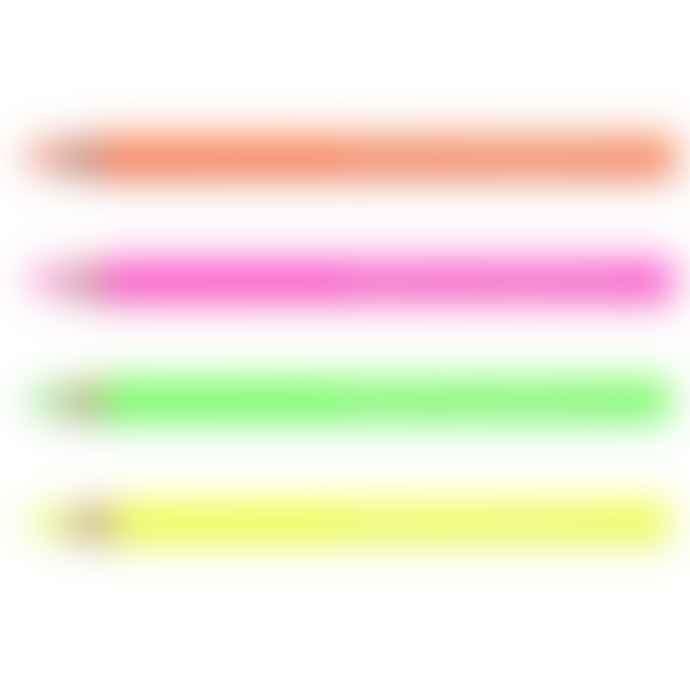 Caran d'Ache Maxi Fluo Pencil Set