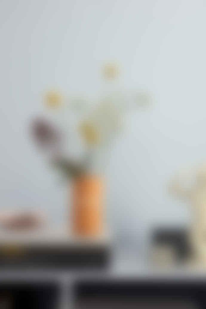 Design Letters Mustard Sunshine Favourite Vase