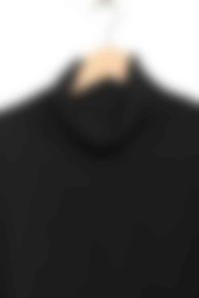 Coltesse Turtle Neck Sweater Black Aw 20 Flee Col B