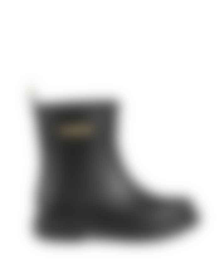Ilse Jacobsen  Short Rubber Boots Black