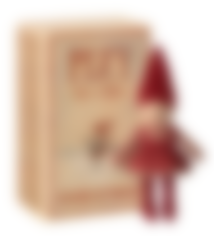 Maileg Christmas Pixy Elfie In Matchbox Age 3+