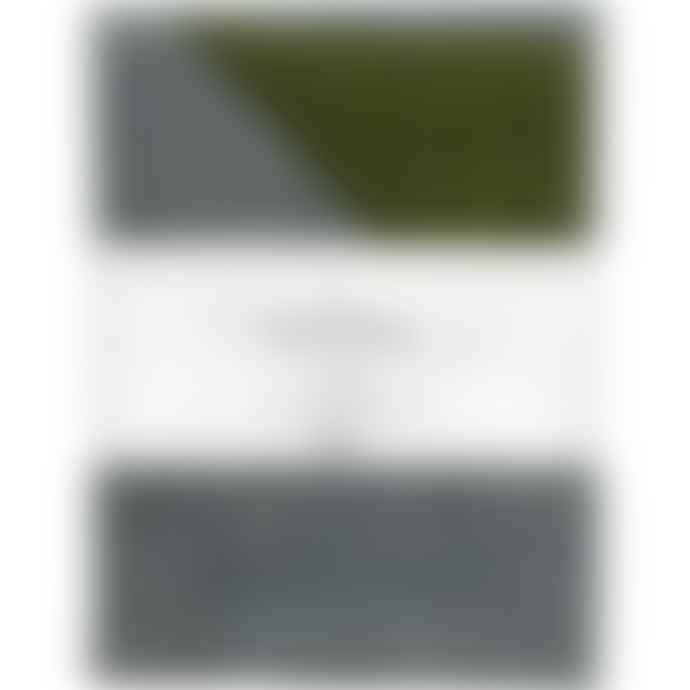 Nawrap Tea Towel Anti Odor R I B Moss Green