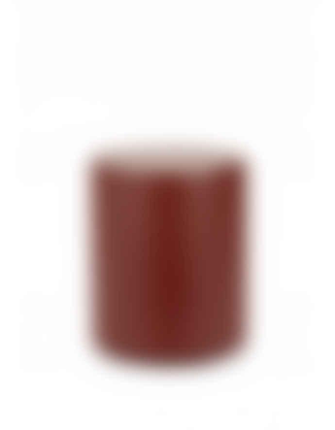 Serax Round Fiber Stool Marie Red