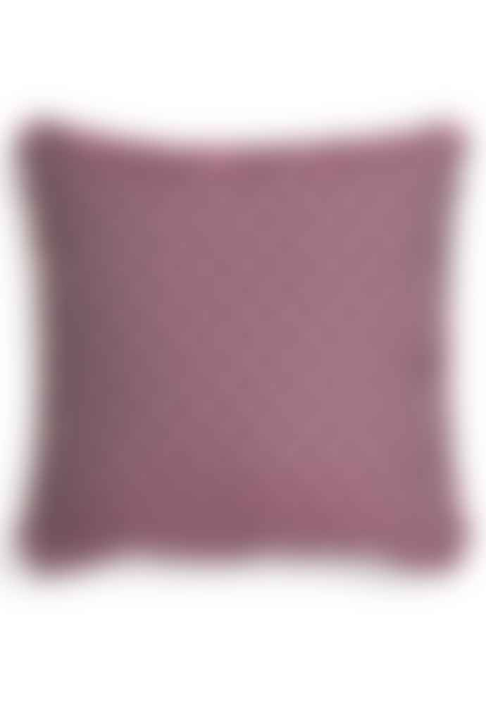 &klevering Square Jewel Cushion - Pink
