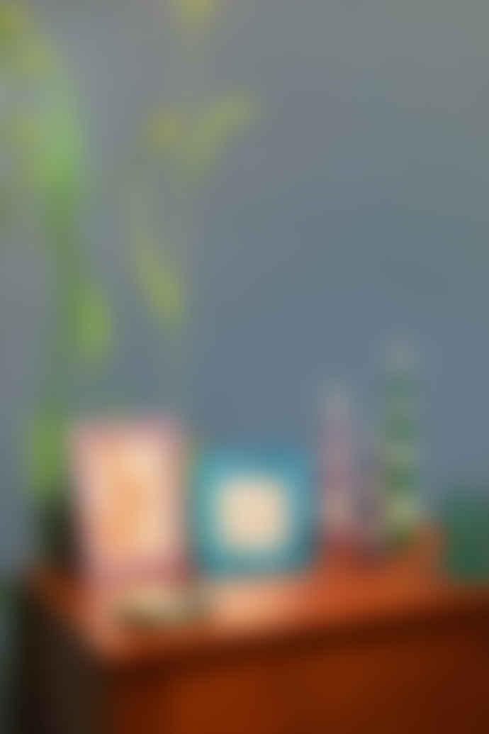 &klevering Blue Photo Frame