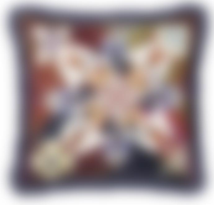 Designers Guild Christian Lacroix Do You Speak Lacroix Multicolore Cushion