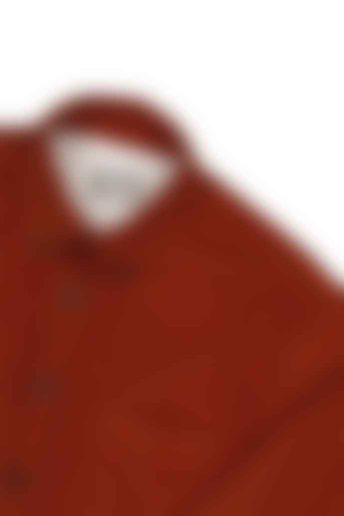 Outland Red Classic Cord Shirt