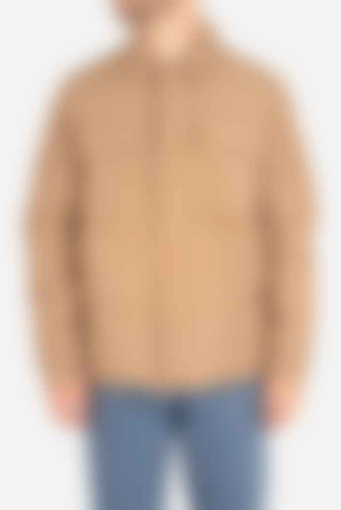 Woodbird Beige Jever Winter Jacket