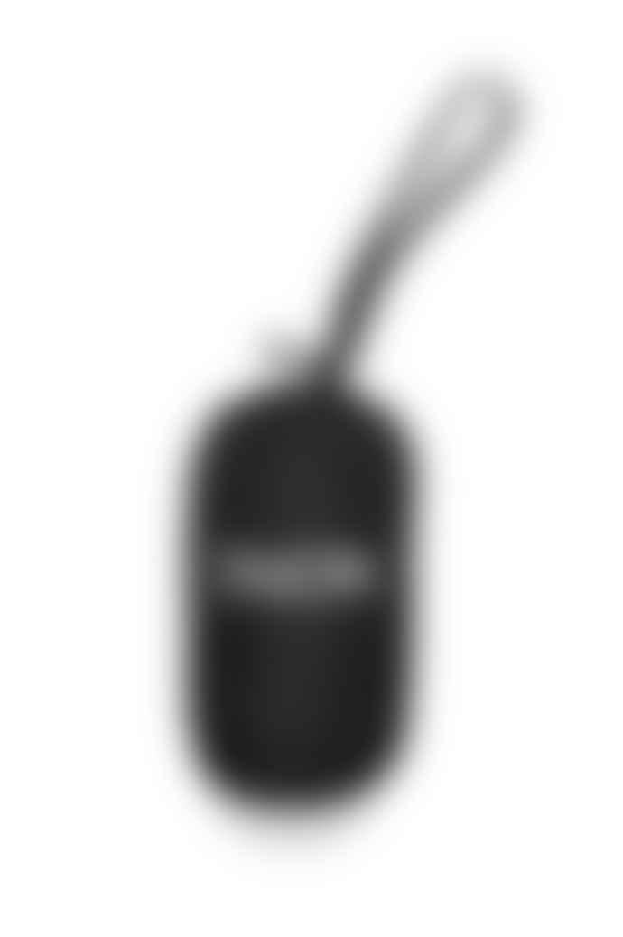 Taion Men's V Neck Button Down Vest In Black