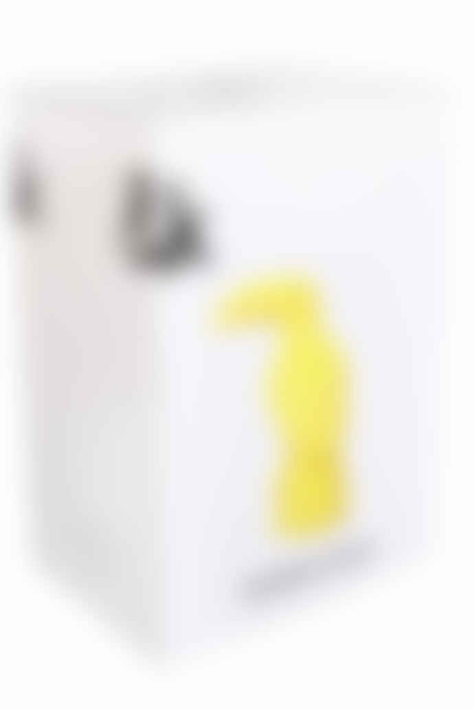 &klevering Toucan Coinbank - Yellow