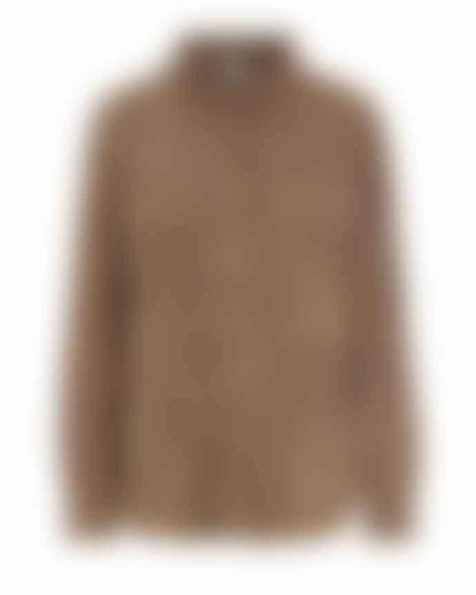 Dea Kudibal Camel Suede Magan Shirt