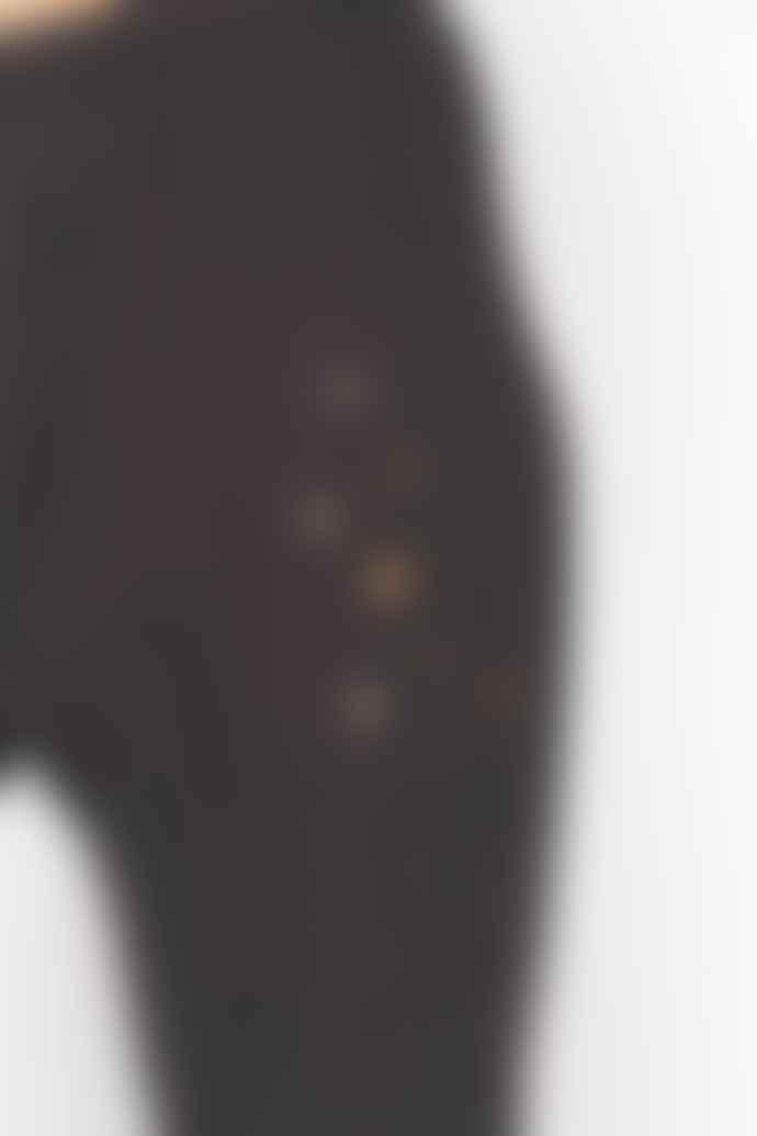Spiritual Gangster Stars Perfect Sweatpant Vintage Black