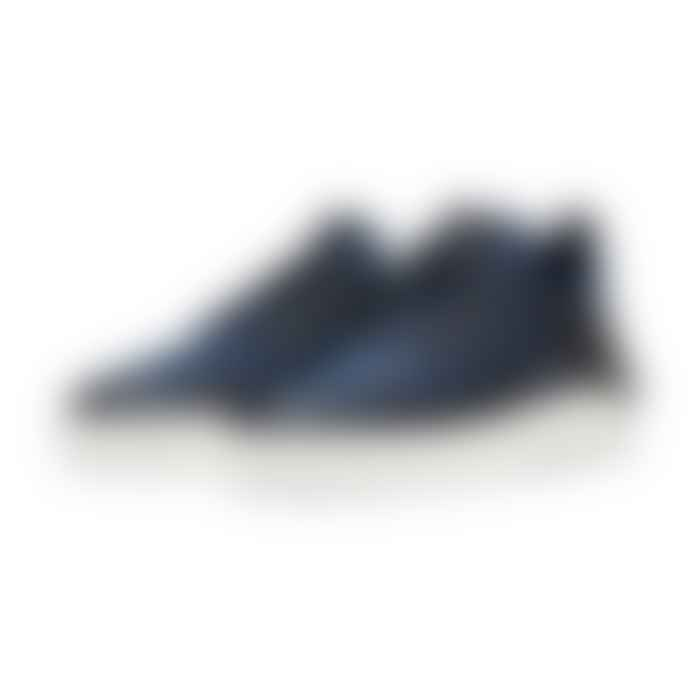 TOD'S No Code X Blue Shoe
