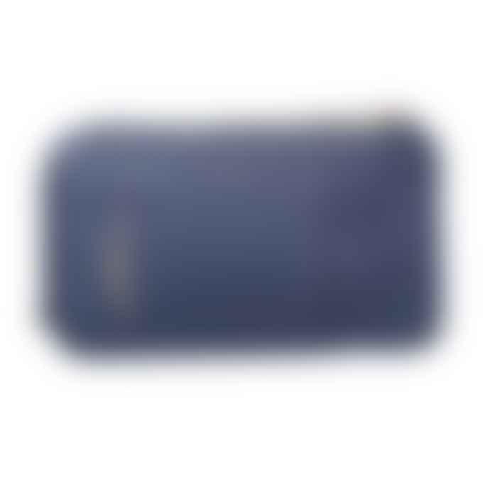 Alice Wheeler Card Purse With Zip Blue