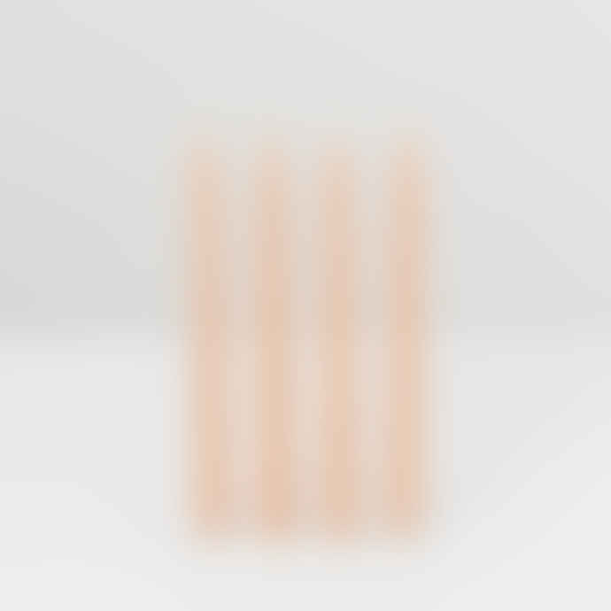 Maison Balzac 4 Chandelles - Tapered Candles - Sable