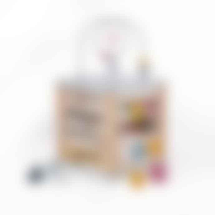 Bigjigs Toys 100 Fsc Certified Activity Cube