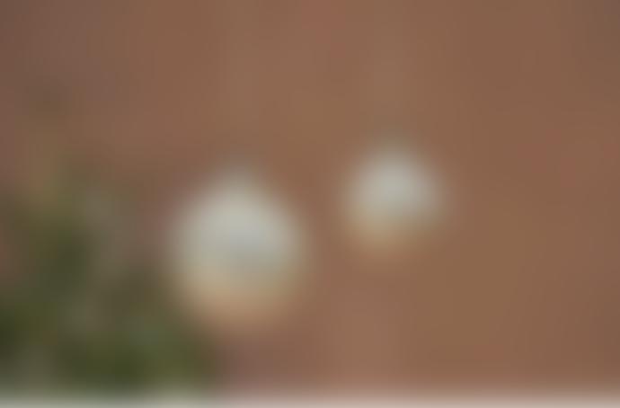 Nkuku Ometti Giant Round Bauble