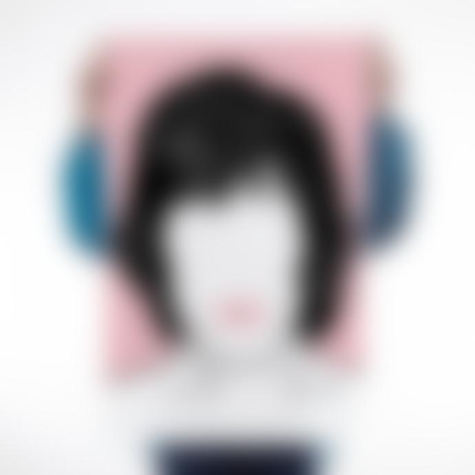 Bold & Noble  Icons Mick Tea Towel