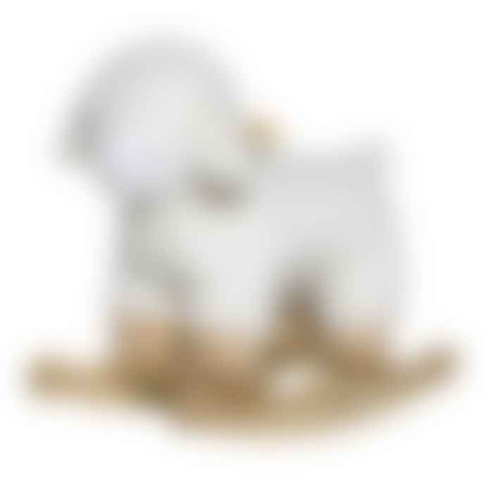 Bloomingville Sheep Rocking Toy