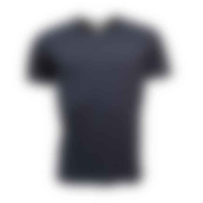 Sunspel Classic Crew T Shirt Navy