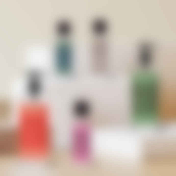 Puritx Set Of 3 Organic Lavender Mandarin Jasmine Essential Oils Aloe Vera Vegan Hand Sanitiser 60 Ml Travel Size