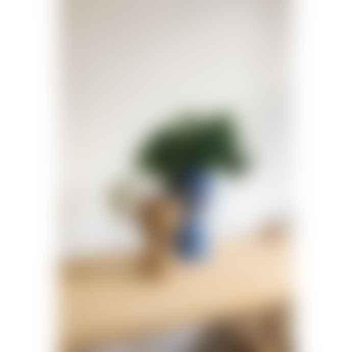 Mari Masot Bloq Series - Two Part Plant Pot in Almond