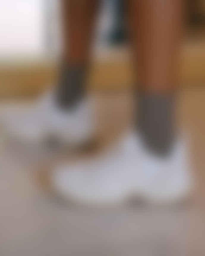 Veja White Pierre Natural Venturi Alveomesh Shoes