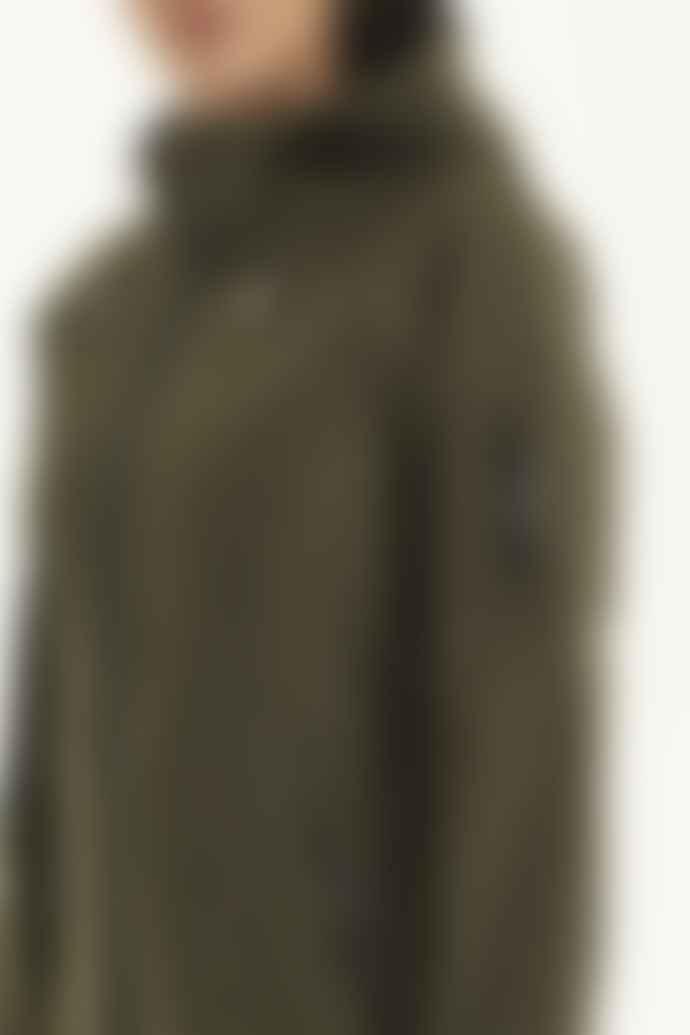Ilse Jacobsen  Long Raincoat - Army
