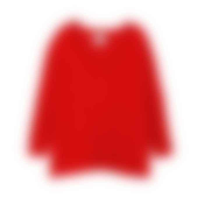Les Tricots de Lea Monjako Cashmere Jumper Red