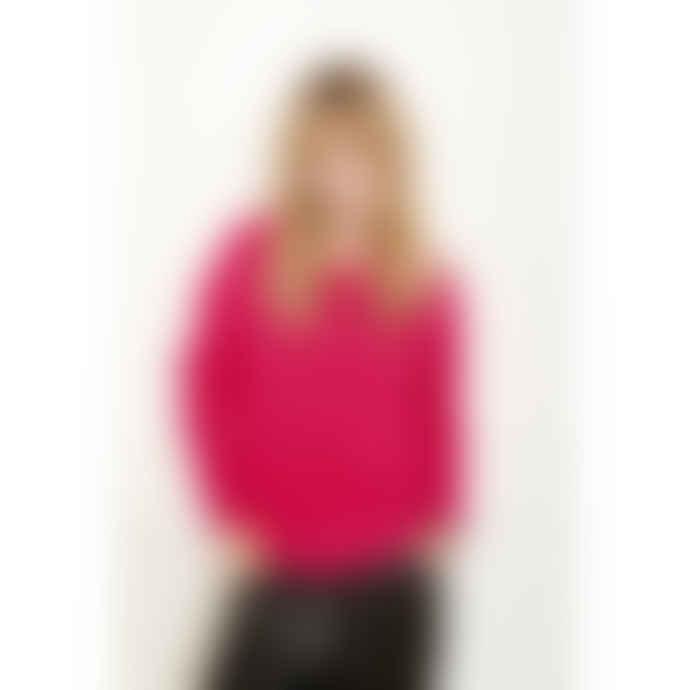 MKT Studio Fuschia Kichou Sweater