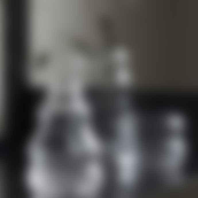 House Doctor Srina Clear Glass Vase