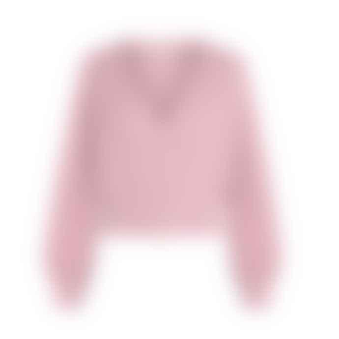 Fabienne Chapot Starry Cardigan Dusty Pink
