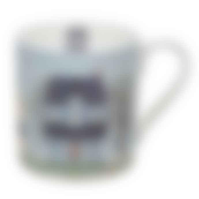 Sally Swannell 300ml Country House Fine Bone China Mug