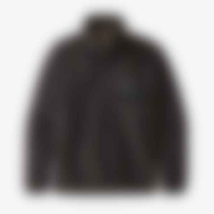 Patagonia Men's Synchilla Snap-T Fleece Pullover - European Fit — Field Geo Small: New Navy