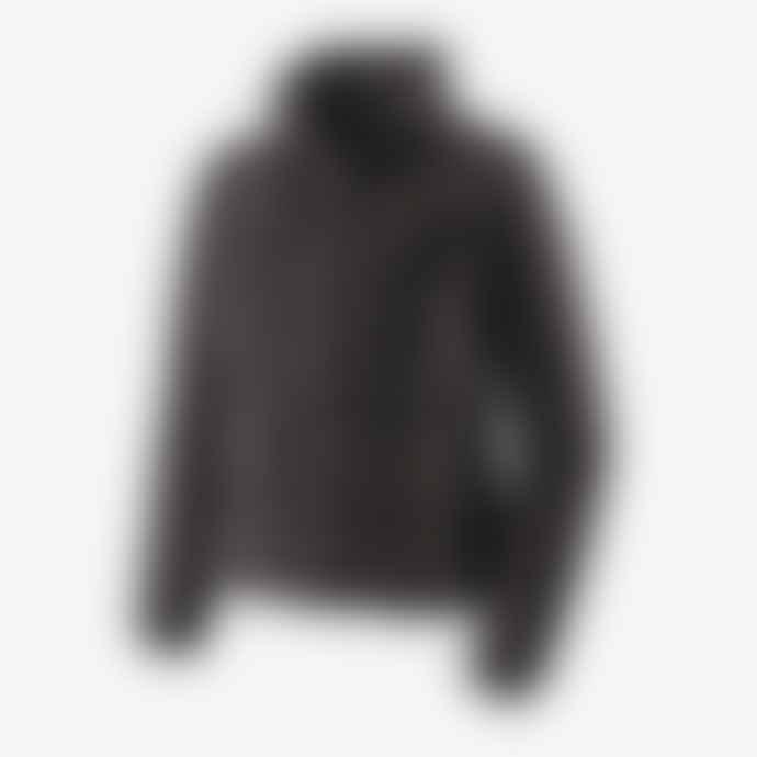Patagonia Women's Silent Down Jacket — Black