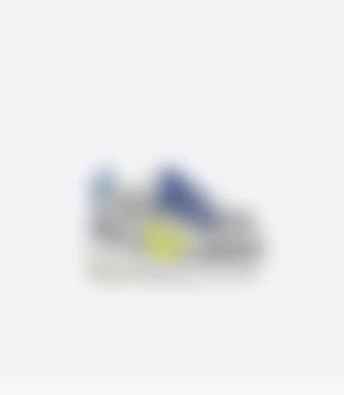 Veja Canary Light Grey Jaune Fluo Shoes