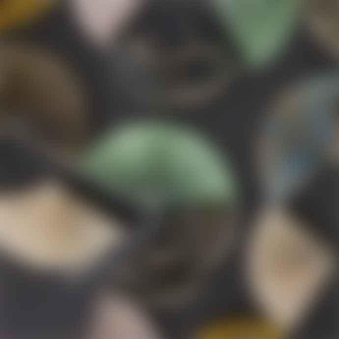 Afro Art Fold Garland Pastel