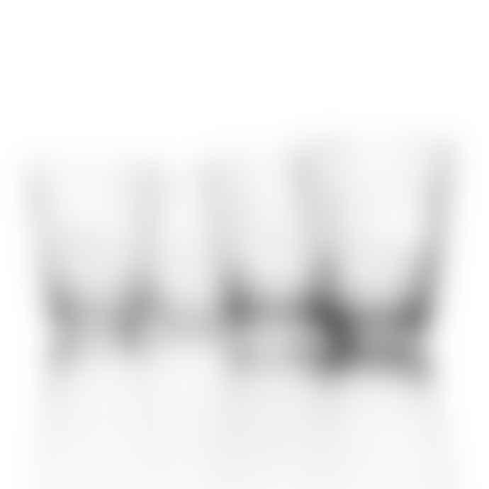 "Theresienthal Crystal Tumbler ""Kilimandscharo"" Zebra - Clear -"