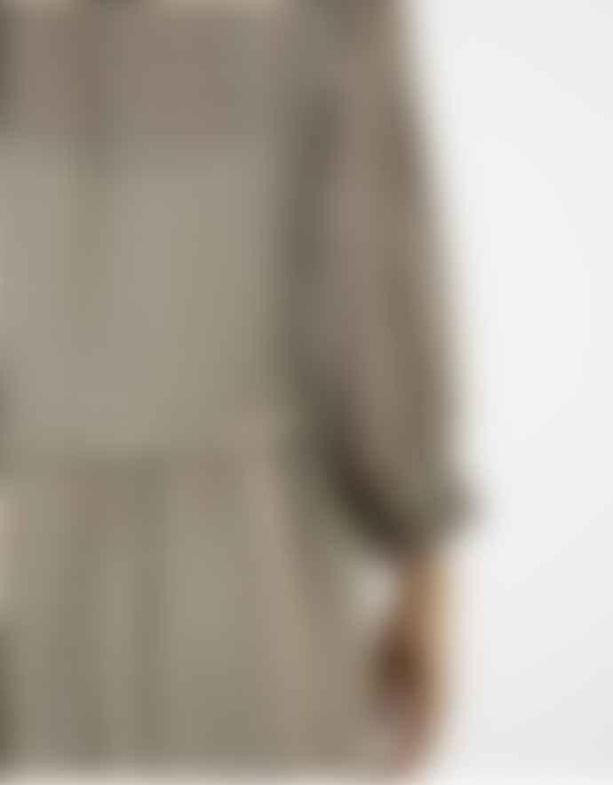 Busby & Fox Black Imola Maxi Dress