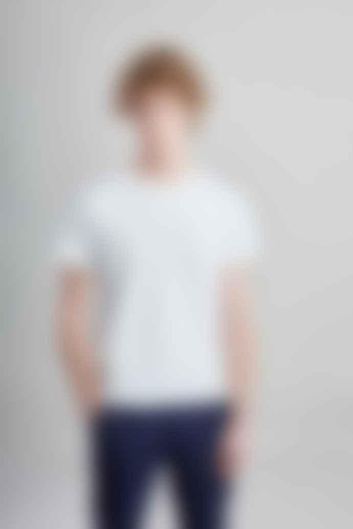 L'Exception Paris Sky Blue Organic Cotton T Shirt