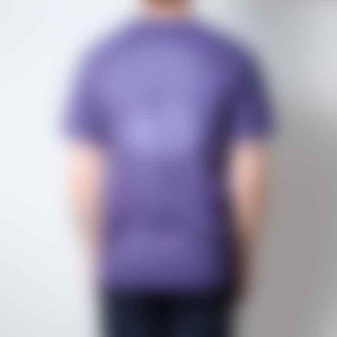 Hikerdelic Core Short Sleeve Purple Tee