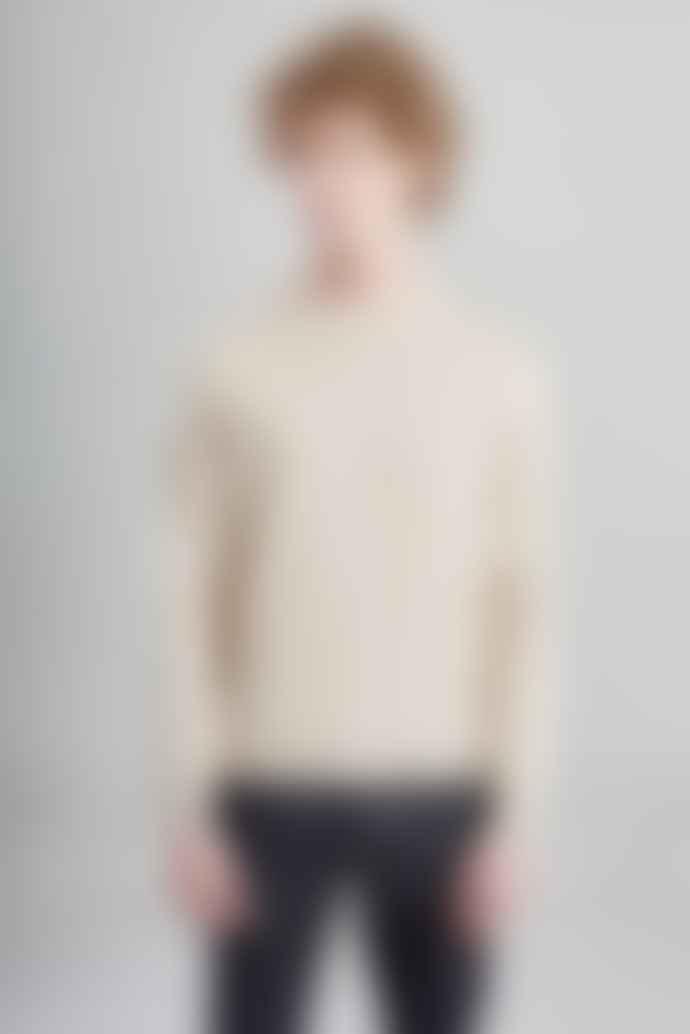 L'Exception Paris Beige Organic Cotton Sweater