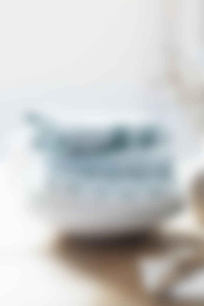 Lapuan Kankurit White and Grey Aamos Kitchen Towel