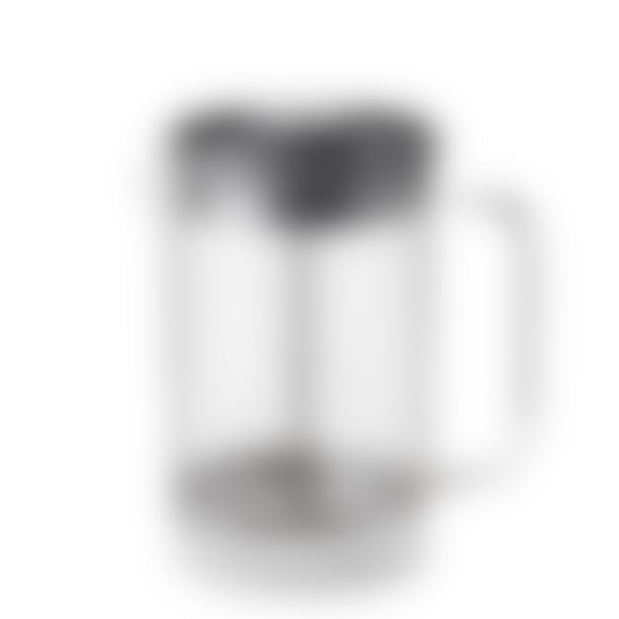 RIG-TIG Light Grey Brew It French Press