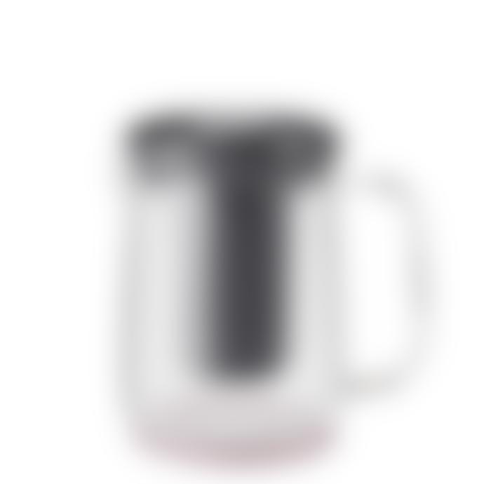 RIG-TIG Grey Rose Brew It Press Tea Maker