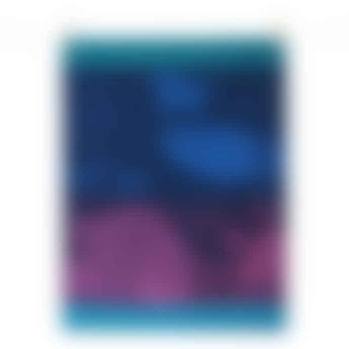 Tissage Moutet Blue Ocean Tea Towel