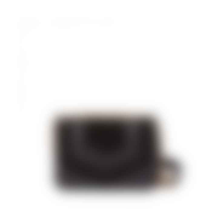 Nat & Nin Black Capri Crossbody Bag