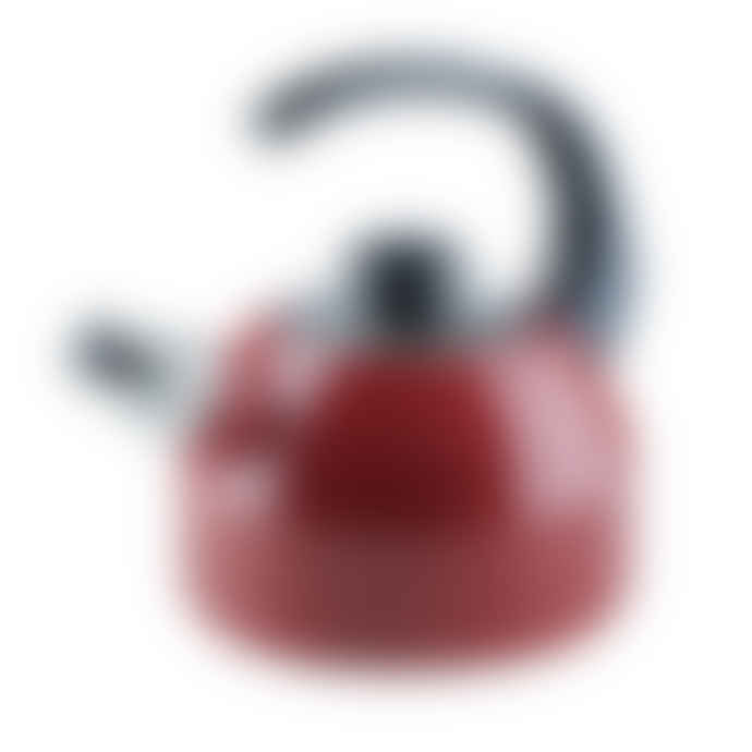 Riess 2L Red Whistling Water Kettle